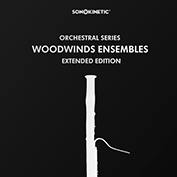 Sonokinetic Woodwinds Extended Cover