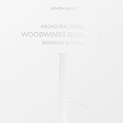 Sonokinetic Woodwinds Standard Cover