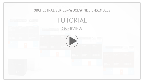 Video Tutorial: Woodwinds Ensembles Tutorial: Overview